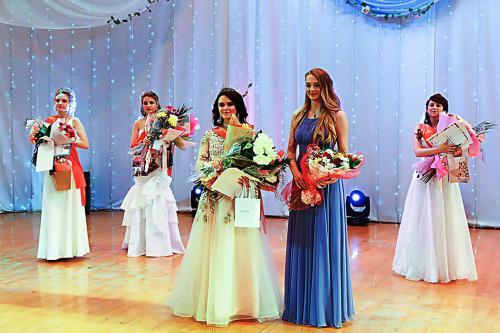 Жемчужина Междуреченска 2019  Анастасия Чешегорова