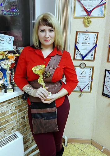 Олеся Нурьева