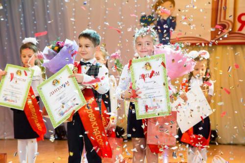 Победители Анна Крюкова Александр Юников